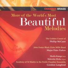 More of the World's Most Beautiful Melodies, CD
