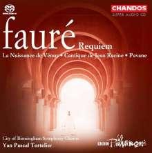 Gabriel Faure (1845-1924): Requiem op.48, SACD