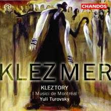 Kleztory - Klezmer, Super Audio CD
