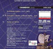 William Walton (1902-1983): Christopher Columbus - A Musical Journey, SACD