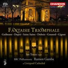 Fantaisie Triomphale - Musik für Orgel & Orchester, SACD