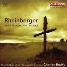 "Josef Rheinberger (1839-1901): Messe Es-Dur op.109 ""Cantus Missae"", Super Audio CD"