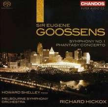 Eugene Goossens (1893-1962): Orchesterwerke, SACD