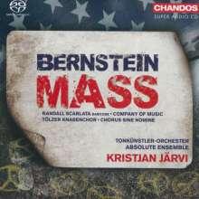Leonard Bernstein (1918-1990): Mass, 2 Super Audio CDs