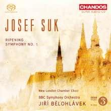 Josef Suk (1874-1935): Symphonie E-Dur op.14, SACD