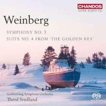 Mieczyslaw Weinberg (1919-1996): Symphonie Nr.3, SACD