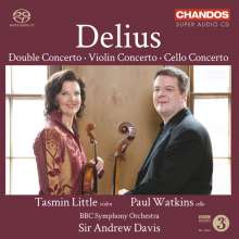 Frederick Delius (1862-1934): Violinkonzert, Super Audio CD