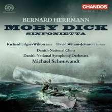 Bernard Herrmann (1911-1975): Moby Dick (Kantate), SACD