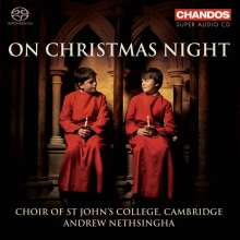 St. John's College Choir Cambridge - On Christmas Night, Super Audio CD