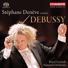 Claude Debussy (1862-1918): Orchesterwerke, 2 SACDs