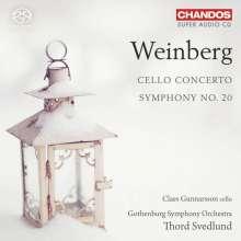 Mieczyslaw Weinberg (1919-1996): Symphonie Nr.20, Super Audio CD