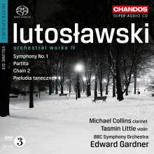 Witold Lutoslawski (1913-1994): Orchesterwerke Vol.4, Super Audio CD