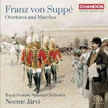 Franz von Suppe (1819-1895): Ouvertüren & Märsche, Super Audio CD