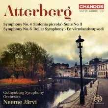 Kurt Atterberg (1887-1974): Orchesterwerke Vol.1, Super Audio CD