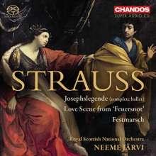 Richard Strauss (1864-1949): Josephslegende op.63, Super Audio CD