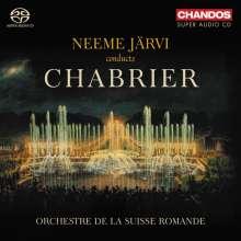 Emmanuel Chabrier (1841-1894): Orchesterwerke, Super Audio CD