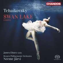 Peter Iljitsch Tschaikowsky (1840-1893): Schwanensee op.20, 2 SACDs
