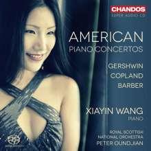 Xiayin Wang - American Piano Concertos, SACD