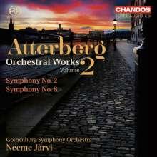 Kurt Atterberg (1887-1974): Orchesterwerke Vol.2, Super Audio CD