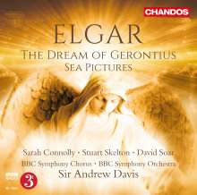 Edward Elgar (1857-1934): The Dream of Gerontius op.38, 2 SACDs
