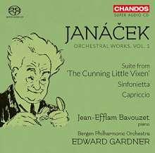 Leos Janacek (1854-1928): Orchesterwerke Vol.1, SACD