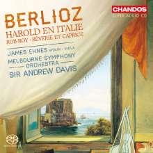 "Hector Berlioz (1803-1869): Symphonie ""Harold in Italien"", SACD"