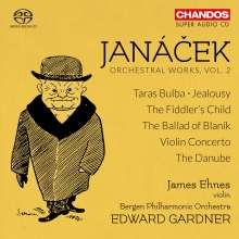 Leos Janacek (1854-1928): Orchesterwerke Vol.2, Super Audio CD