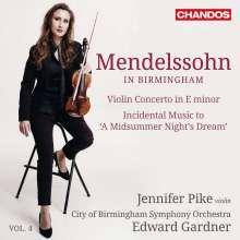 Felix Mendelssohn Bartholdy (1809-1847): Mendelssohn in in Birmingham Vol.4, SACD