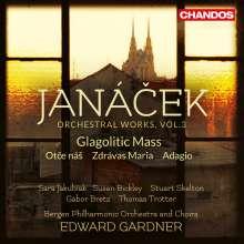 Leos Janacek (1854-1928): Orchesterwerke Vol.3, SACD