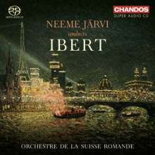 Jacques Ibert (1890-1962): Orchesterwerke, Super Audio CD