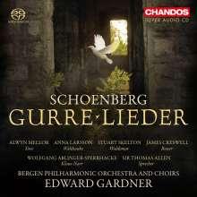 Arnold Schönberg (1874-1951): Gurre-Lieder für Soli,Chor & Orchester, 2 SACDs