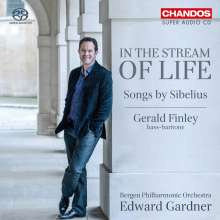 Gerald Finley - In the Stream of Life, Super Audio CD