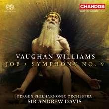 Ralph Vaughan Williams (1872-1958): Symphonie Nr.9, Super Audio CD