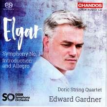 Edward Elgar (1857-1934): Symphonie Nr.1, Super Audio CD