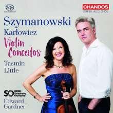 Karol Szymanowski (1882-1937): Violinkonzerte Nr.1 & 2, Super Audio CD