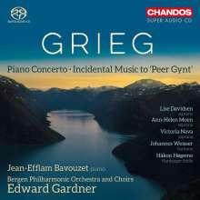 Edvard Grieg (1843-1907): Bühnenmusik zu Peer Gynt, Super Audio CD
