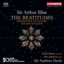 Arthur Bliss (1891-1975): The Beatitudes, SACD