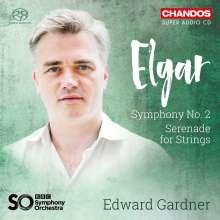 Edward Elgar (1857-1934): Symphonie Nr.2, SACD