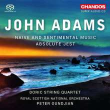 John Adams (geb. 1947): Naive and Sentimental Music, SACD