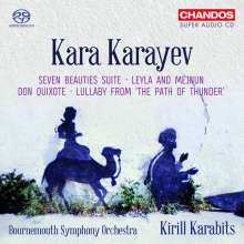 Kara Karayev (1918-1982): Orchesterwerke, SACD