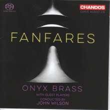 Onyx Brass - Fanfares, SACD