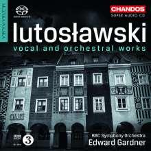 Witold Lutoslawski (1913-1994): Orchesterwerke & Vokalmusik, 5 SACDs