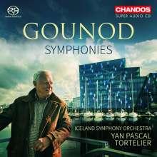 Charles Gounod (1818-1893): Symphonien Nr.1 & 2, SACD