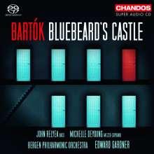 Bela Bartok (1881-1945): Herzog Blaubarts Burg, SACD