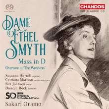 Ethel Smyth (1858-1944): Mass in D, SACD