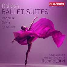 Leo Delibes (1836-1891): Ballettsuiten, Super Audio CD