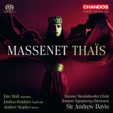 Jules Massenet (1842-1912): Thais, 2 Super Audio CDs
