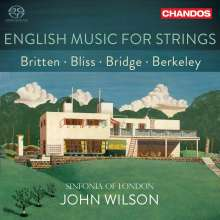 English Music for Strings, Super Audio CD