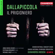 Luigi Dallapiccola (1904-1975): Il Prigioniero, Super Audio CD