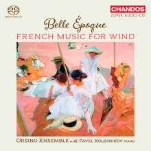 Orsino Ensemble - Belle Epoque, Super Audio CD